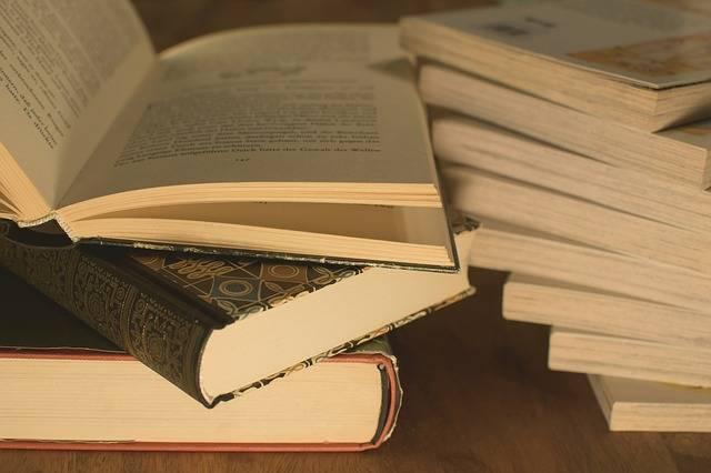 Literature Wisdom Library - Free photo on Pixabay (162452)