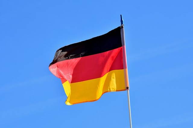 Flag German Stripes Black Red - Free photo on Pixabay (162475)
