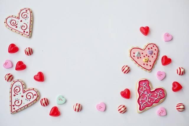 Valentine'S Day Border Decoration - Free photo on Pixabay (163428)