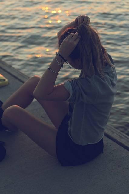 Girl Woman Blonde - Free photo on Pixabay (163433)