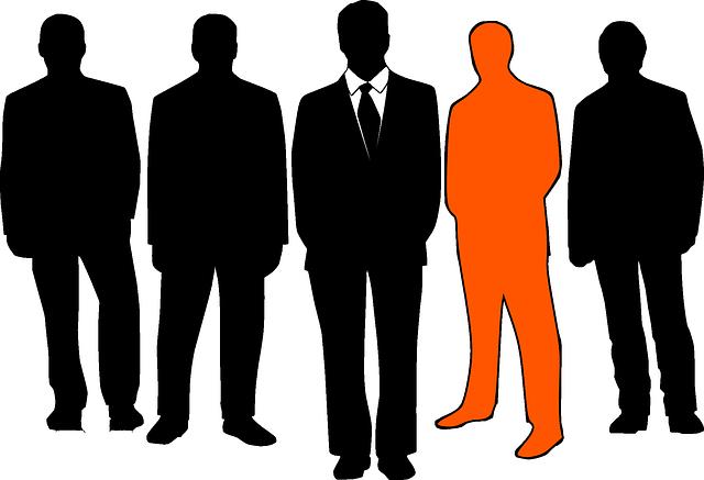 Businessmen Leader Group - Free vector graphic on Pixabay (163545)