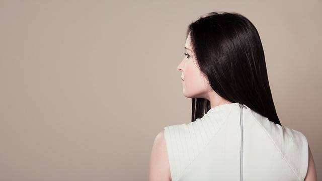 Girl From Behind Fashion Hair - Free photo on Pixabay (163829)