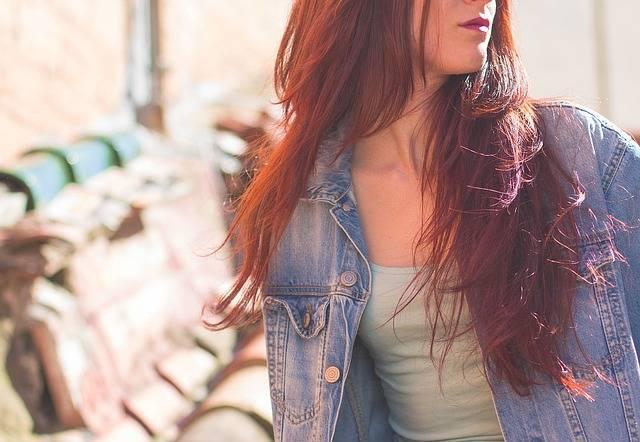 Girl Hair Redhead - Free photo on Pixabay (163899)