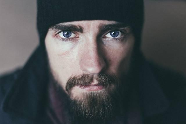 Beard Man Mustache - Free photo on Pixabay (164525)