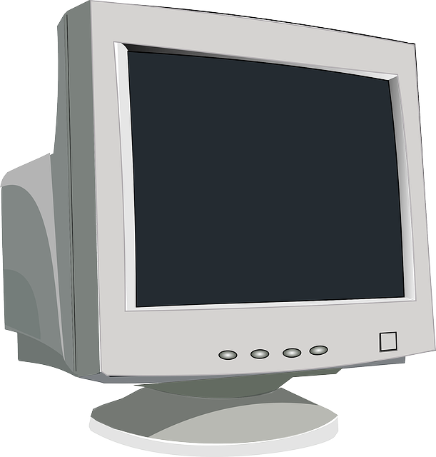 Monitor Computer Screen - Free vector graphic on Pixabay (165194)