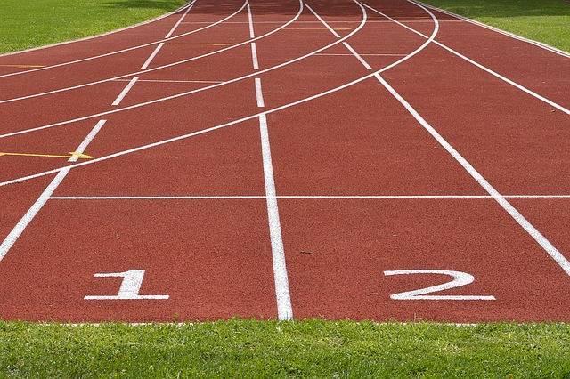 Tartan Track Career Athletics - Free photo on Pixabay (165199)