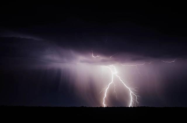 Lightning Bolt Power - Free photo on Pixabay (165384)