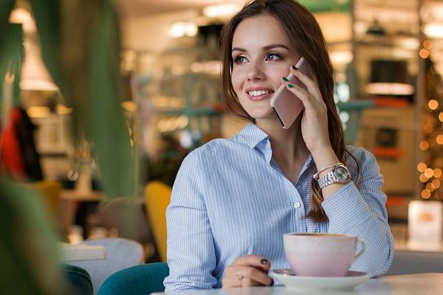 Woman People Coffee - Free photo on Pixabay (165535)
