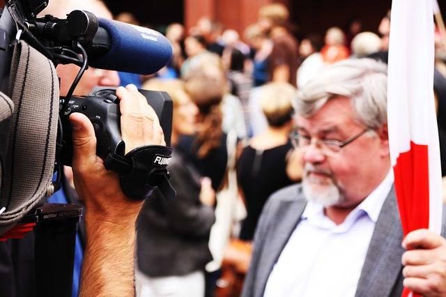 Watch Tv Camera Interview - Free photo on Pixabay (166220)