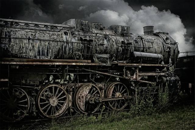 Loco Steam Locomotive Train - Free photo on Pixabay (167428)