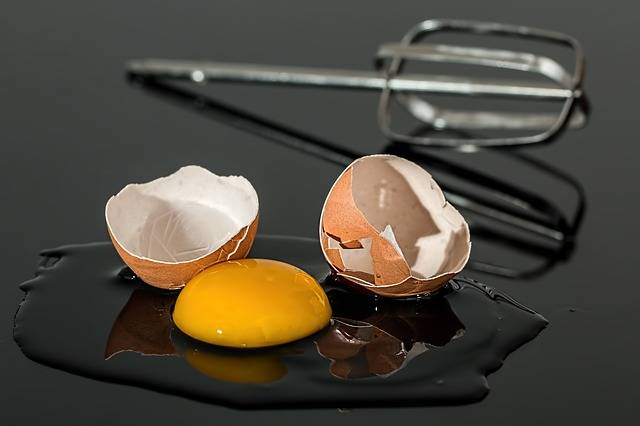 Egg Eggshell Broken - Free photo on Pixabay (167433)
