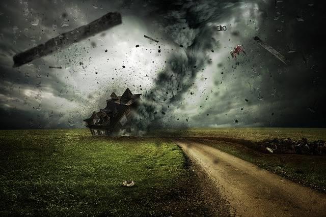 Cyclone Forward Hurricane - Free photo on Pixabay (167435)