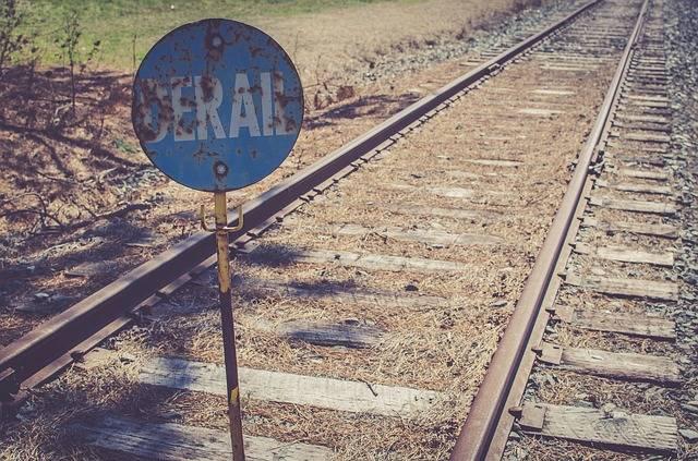 Train Railway Track - Free photo on Pixabay (167437)
