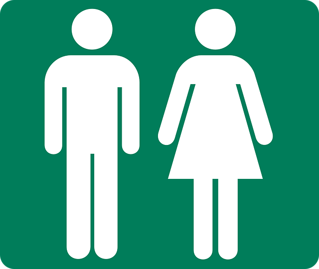 Pictogram Persons Toilet - Free vector graphic on Pixabay (167569)