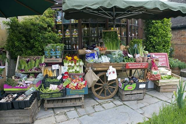 Greengrocer'S Handcart Vegetable - Free photo on Pixabay (167610)