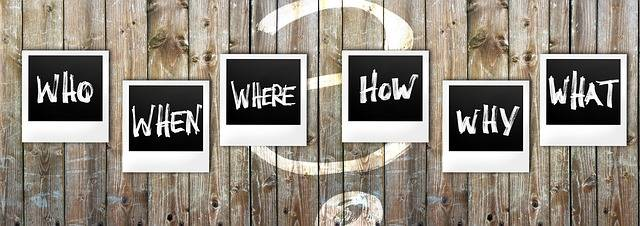Questions Font Who - Free image on Pixabay (167620)