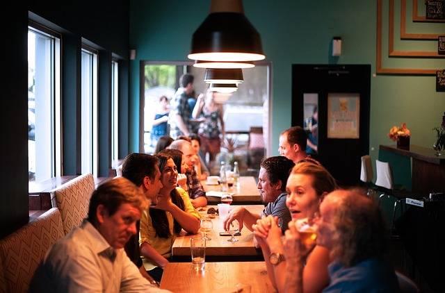 Restaurant People Eating - Free photo on Pixabay (168178)