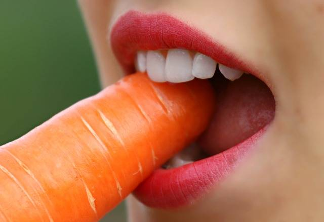Teeth Carrot Diet Loss Of - Free photo on Pixabay (168216)