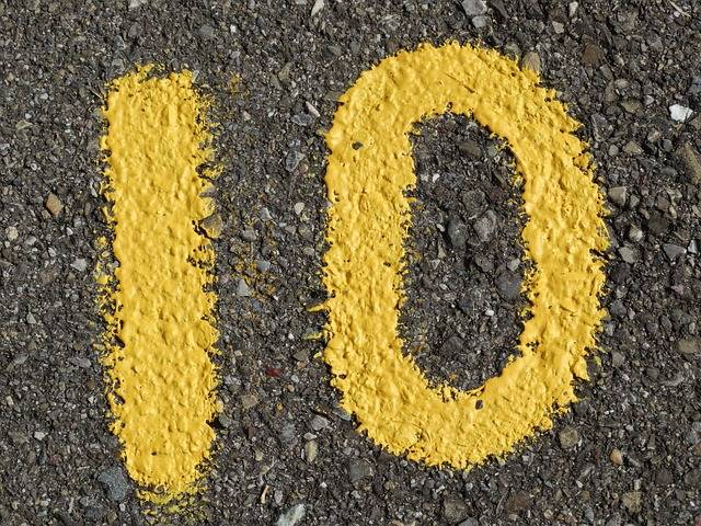 Number Ad Yellow - Free photo on Pixabay (168242)