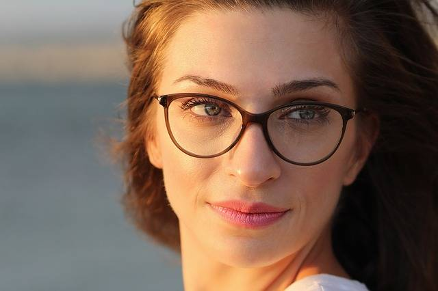 Glasses Woman Glass - Free photo on Pixabay (168248)
