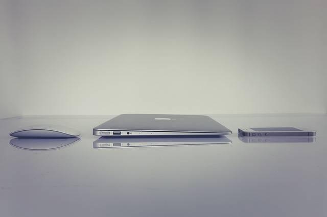 Office Macbook Iphone - Free photo on Pixabay (168346)