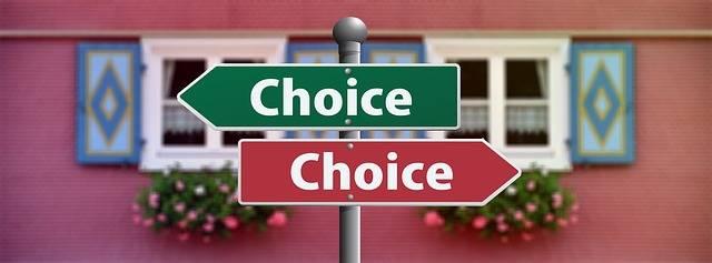 Choice Select Decide - Free photo on Pixabay (168855)
