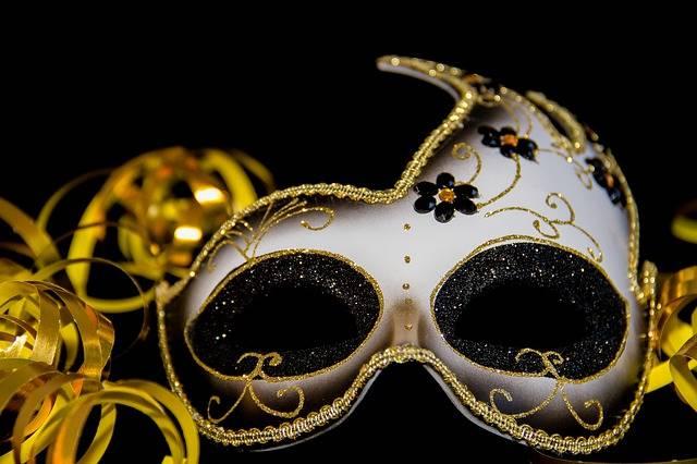 Carnival Mask Masquerade Venetian - Free photo on Pixabay (169034)