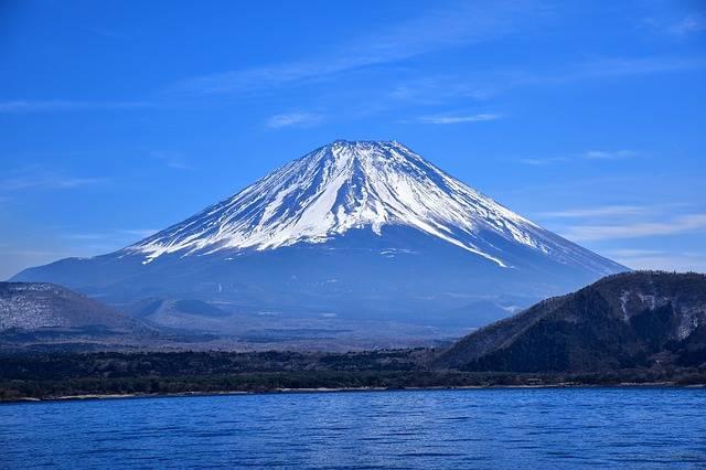 Snow Volcano Mountain - Free photo on Pixabay (170175)