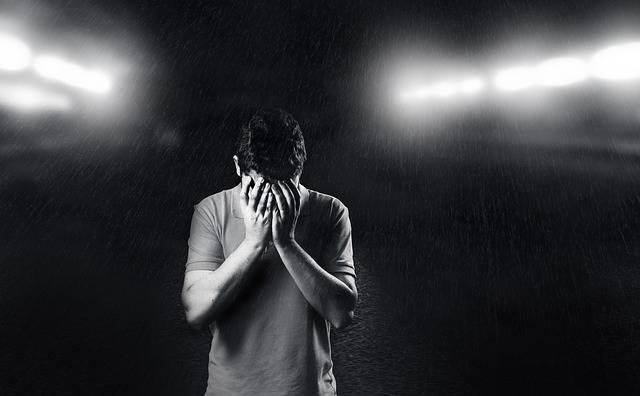 Sad Man Depressed - Free photo on Pixabay (170186)