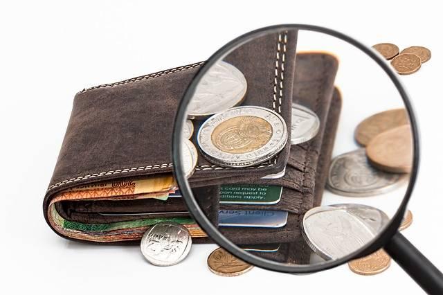 Wallet Credit Card Cash - Free photo on Pixabay (170407)