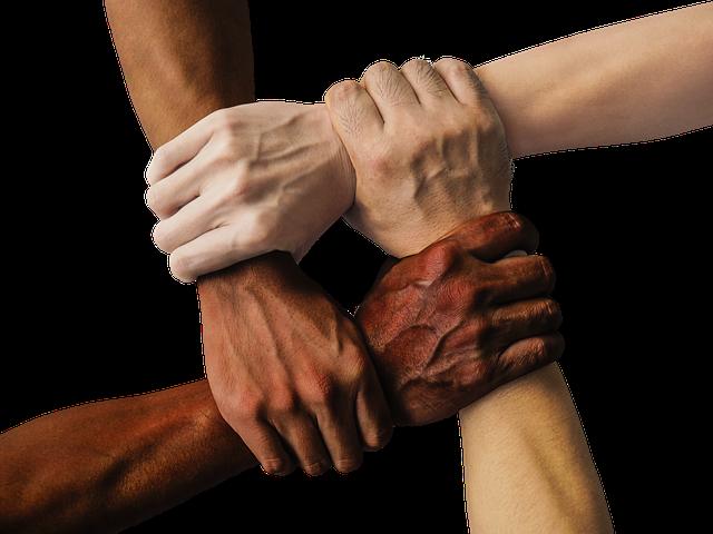 Hand United Together - Free photo on Pixabay (170506)