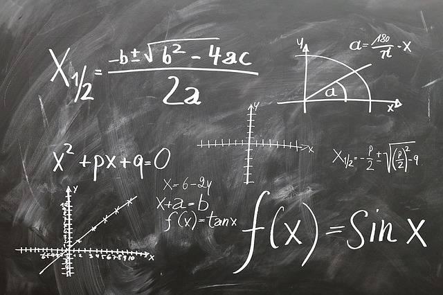 Mathematics Formula Physics - Free image on Pixabay (170524)
