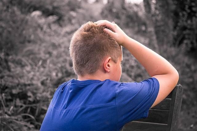 Boy Child Sad - Free photo on Pixabay (170595)