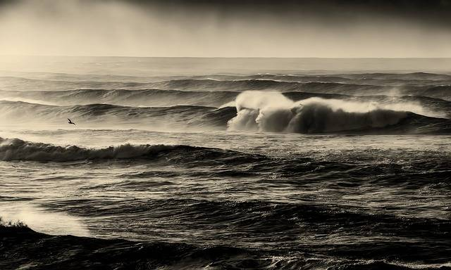 Sea Ocean Waves - Free photo on Pixabay (170792)