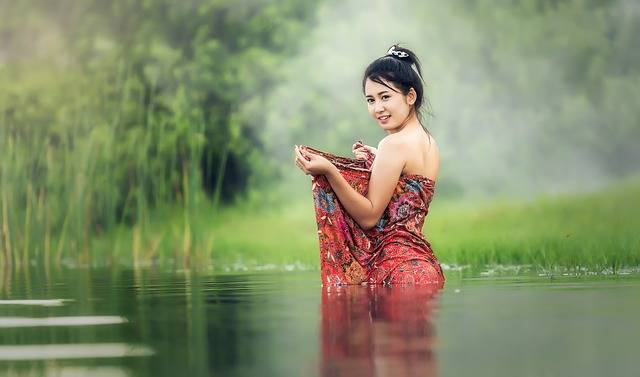 Woman Washing Vietnam - Free photo on Pixabay (170861)