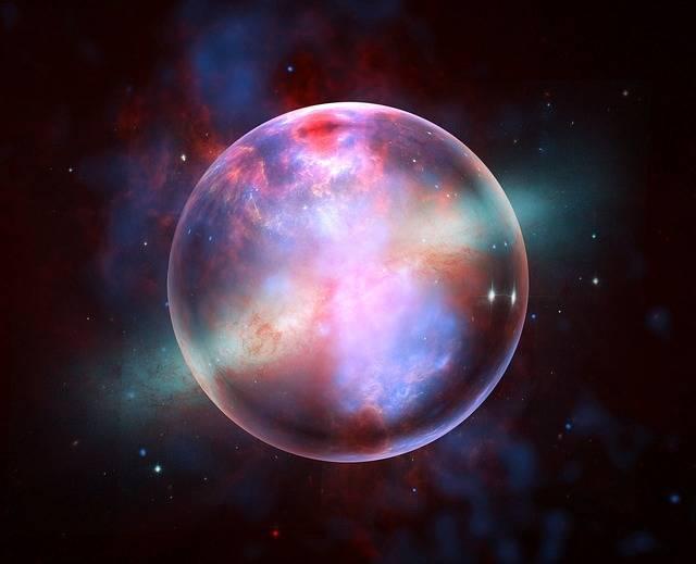 Galaxy Fog Kosmus - Free image on Pixabay (170891)