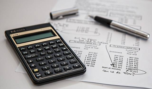 Calculator Calculation Insurance - Free photo on Pixabay (171041)