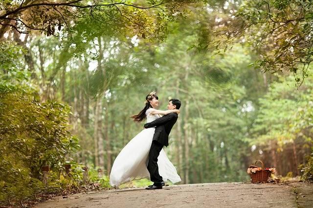 Wedding Love Happy - Free photo on Pixabay (171097)