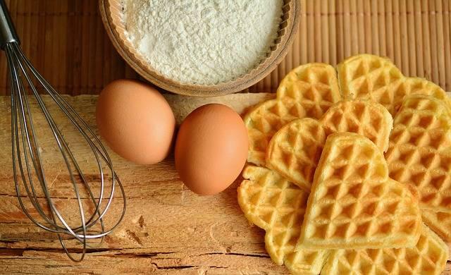 Waffles Bake Ingredients - Free photo on Pixabay (172755)