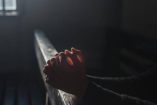 Prayer Hands Church - Free photo on Pixabay (173411)