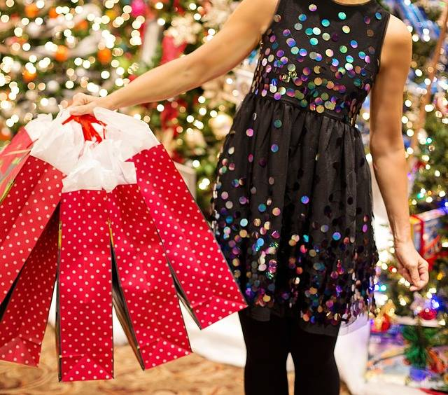 Christmas Shopping - Free photo on Pixabay (174537)