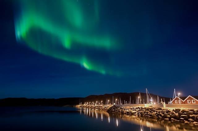 Northern Lights Aurora Borealis - Free photo on Pixabay (175716)
