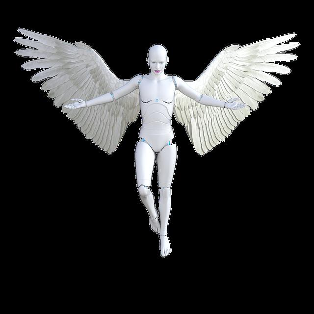 Angel Robot Female - Free image on Pixabay (176330)