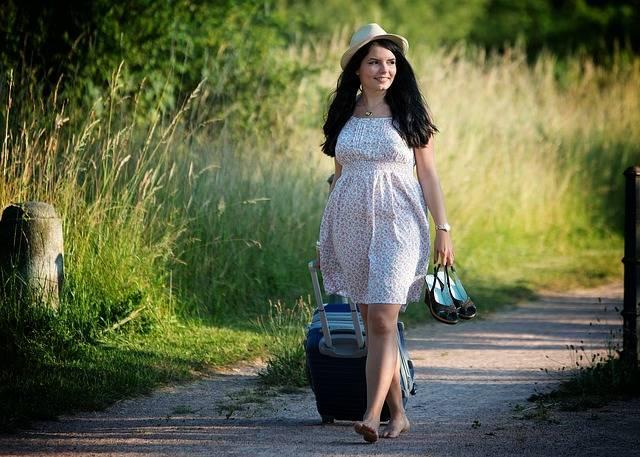 Girl Summer Dress - Free photo on Pixabay (176601)