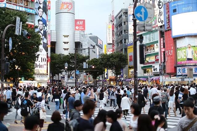 City Tokyo Street View - Free photo on Pixabay (177101)
