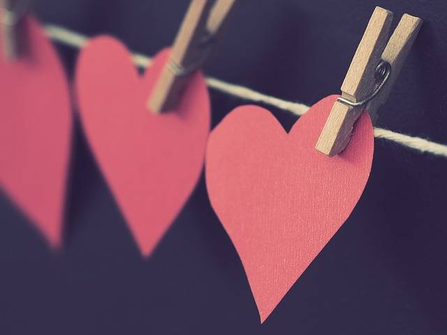 Romance Love Heart - Free photo on Pixabay (178094)