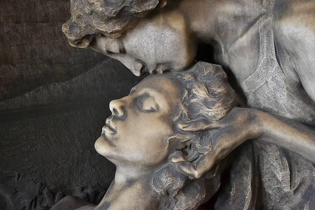 Milan Cemetery Sculpture - Free photo on Pixabay (178145)
