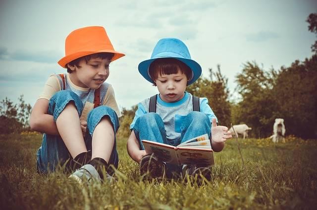 Boys Children Reading - Free photo on Pixabay (178164)
