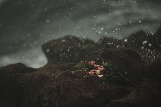 Heartbreak Heartbroken Stormy - Free photo on Pixabay (178790)