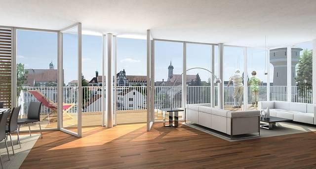 Interior Villa Rendering - Free photo on Pixabay (178916)